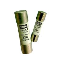 Плавкая вставка ПВЦ-С3 14х51 aR (быстродействующая) 32А TDM