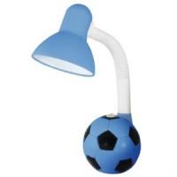 Светильник Футбольный мяч настол. 40Вт Е27 сине-черный TDM