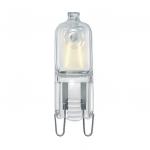 Лампа капсульная галогенная JCD - 40 Вт - 230 В - G9 прозрачная TDM