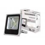 Прожектор светодиодный СДО50-2-Н 50 Вт, 6500 К, серый