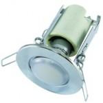 Светильник встраиваемый СВ 01-02 R39 40Вт Е14 хром TDM
